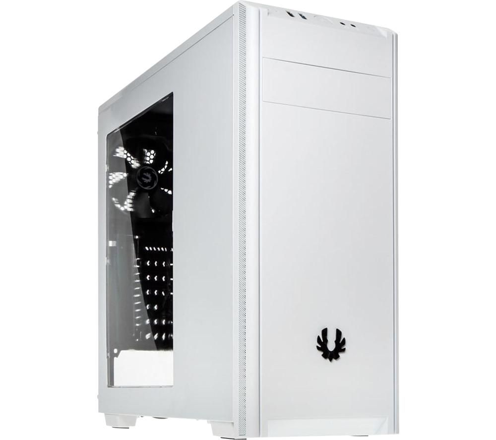 Image of Bitfenix Nova Midi Tower Case White Window