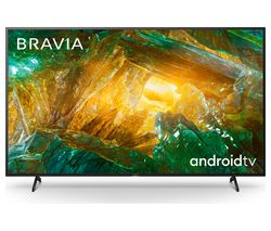 SONY BRAVIA KD75XH8096BU Smart 4K Ultra HD HDR LED TV with Google Assistant Best Price, Cheapest Prices