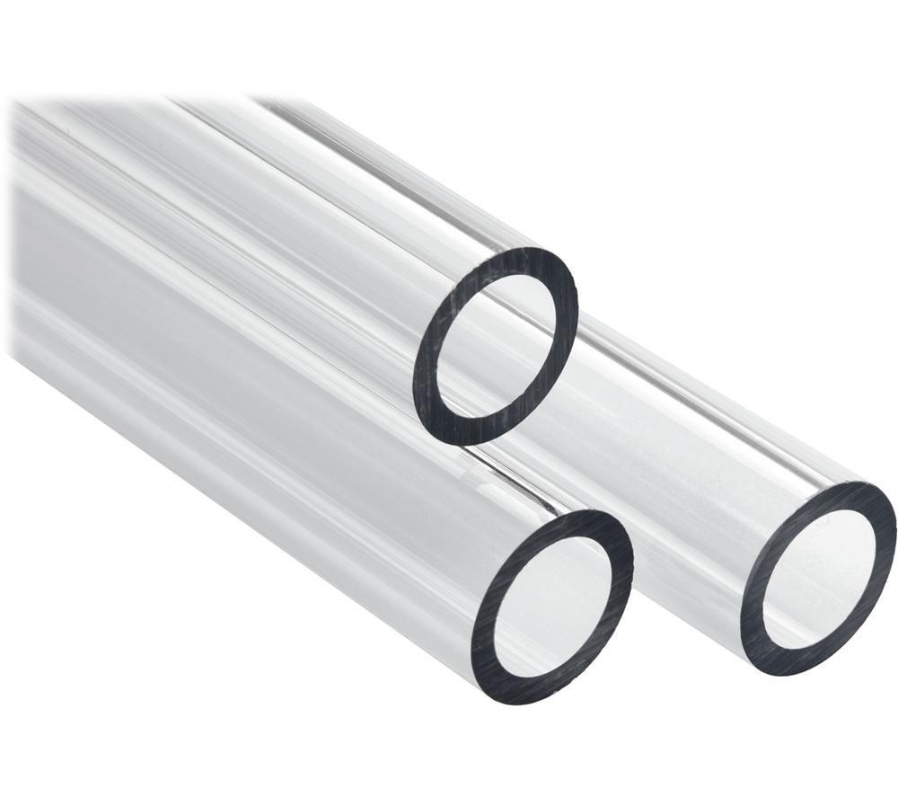 CORSAIR Hydro X Series XT Hardline 14 mm Tube - Clear, Pack of 3