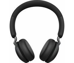 Elite 45h Wireless Bluetooth Headphones - Titanium Black