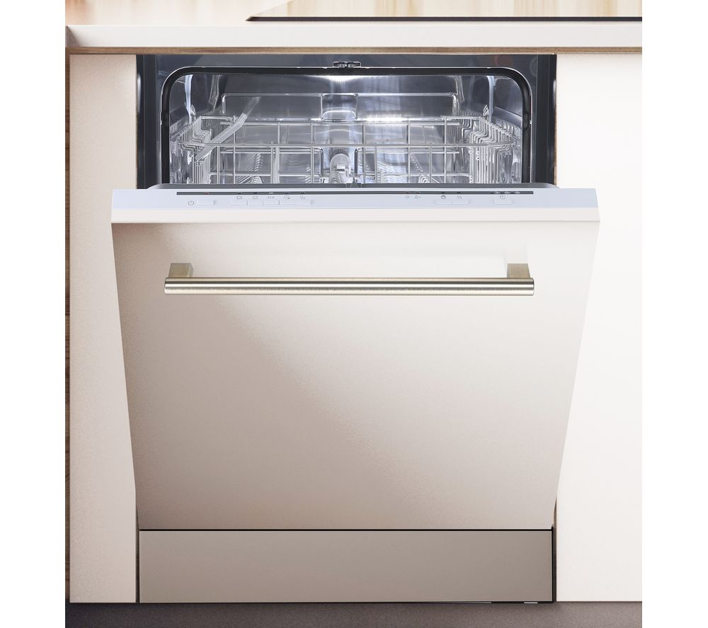 ESSENTIALS CID60W20 Full-size Fully Integrated Dishwasher