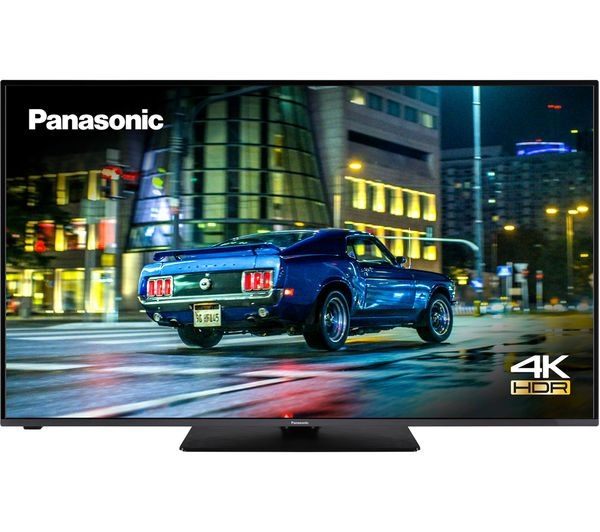 "Buy PANASONIC TX-55HX580B 55"" Smart 4K Ultra HD HDR LED TV 
