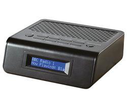 DAEWOO AVS1401 DAB+/FM Radio - Black
