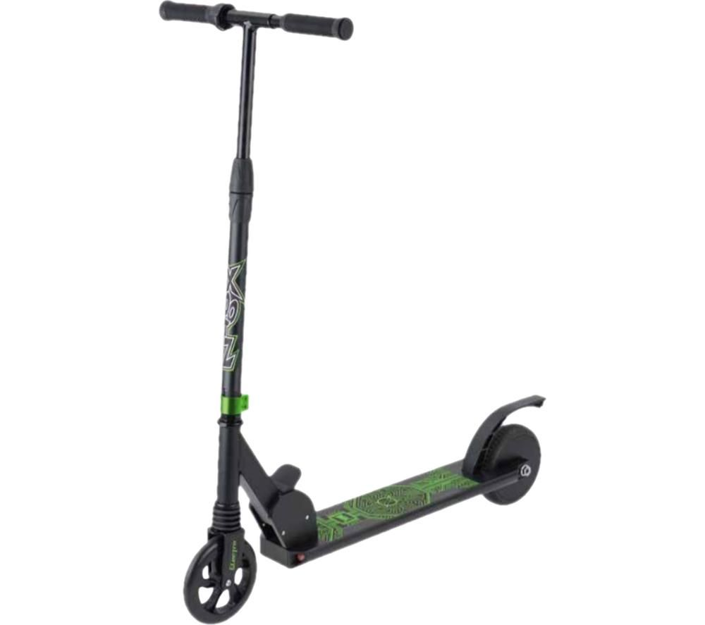 XOOTZ Electro TY6091 Electric Scooter - Green & Black