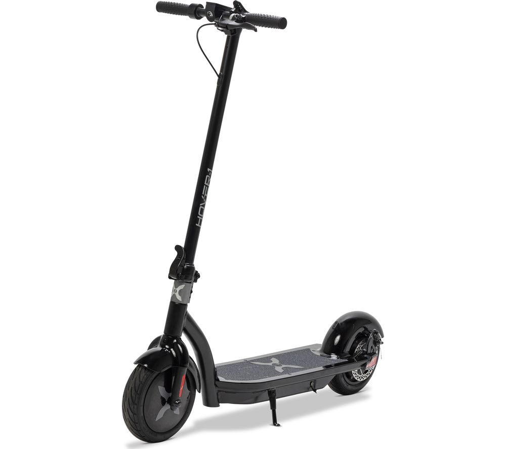 HOVER-1 Alpha Electric Folding Scooter - Black