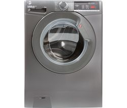 H-Wash 300 H3W 48TGGE NFC 8 kg 1400 Spin Washing Machine – Graphite
