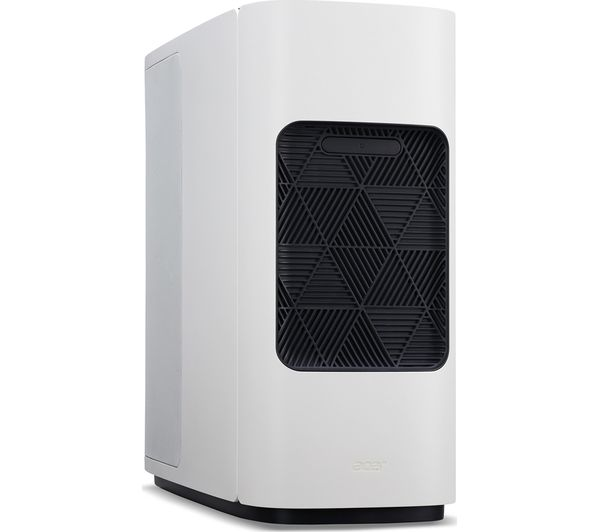 Image of ACER ConceptD CT500-51A Desktop PC - Intel® Core™ i9, 1 TB HDD & 1 TB SSD, White