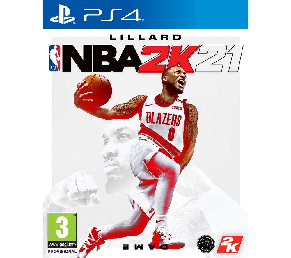 PLAYSTATION NBA 2K21