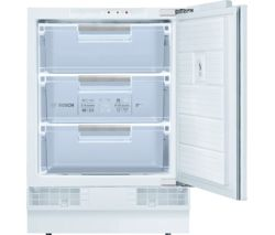 GUD15AFF0G Integrated Undercounter Freezer - Fixed Hinge