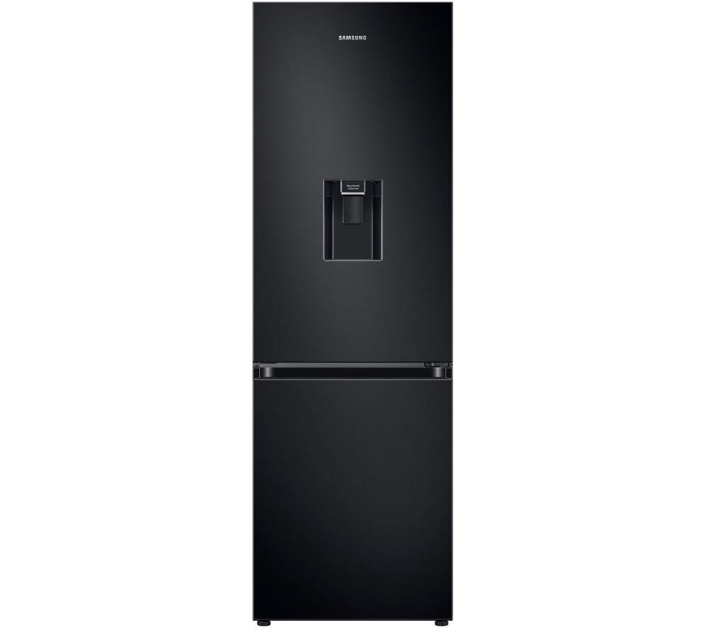 Image of RB34T632EBN 60cm 331 Litre Frost Free A++ Fridge Freezer | Black