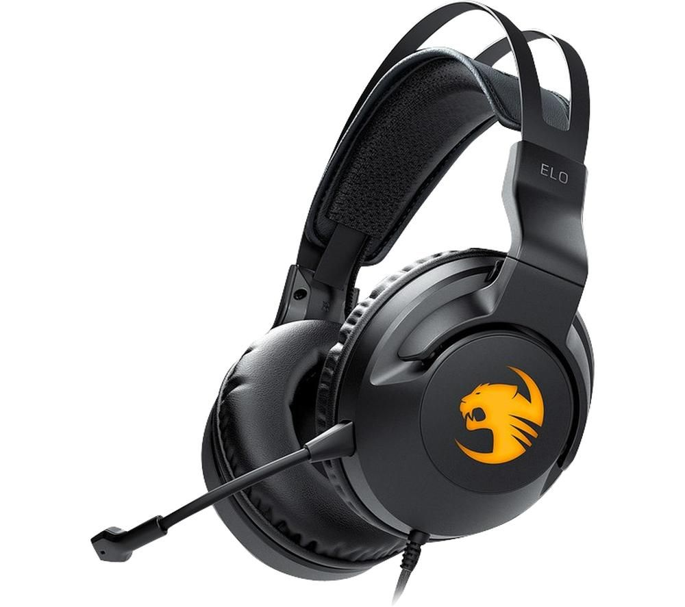 ROCCAT Elo 7.1 Gaming Headset - Black