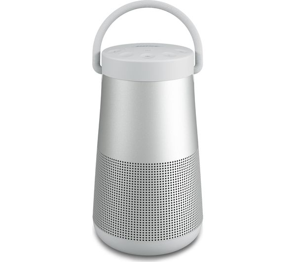 BOSE SoundLink Revolve+ II Portable Bluetooth Speaker - Luxe Silver