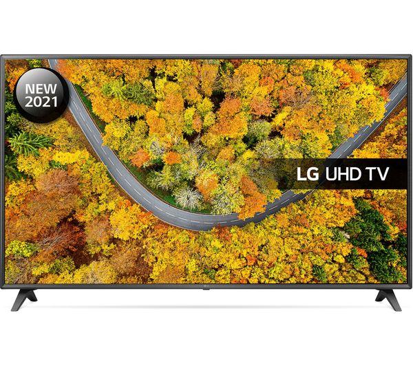 "LG 75UP75006LC 75"" Smart 4K Ultra HD HDR LED TV"