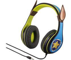 PW-140CH Paw Patrol Kids Headphones - Chase