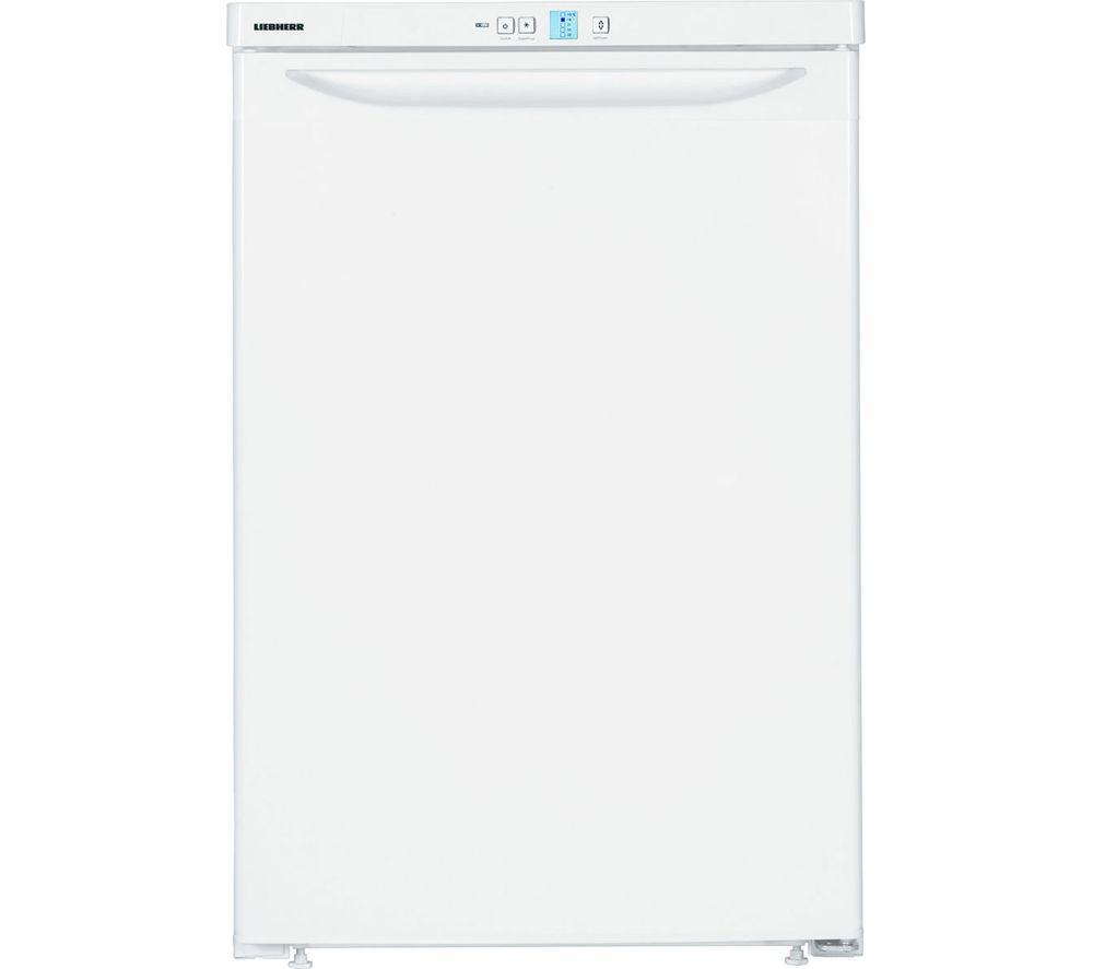 LIEBHERR G1213 Undercounter Freezer - White