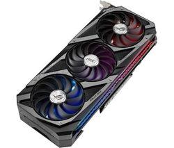 GeForce RTX 3060 Ti 8 GB ROG Strix GAMING V2 LHR Graphics Card