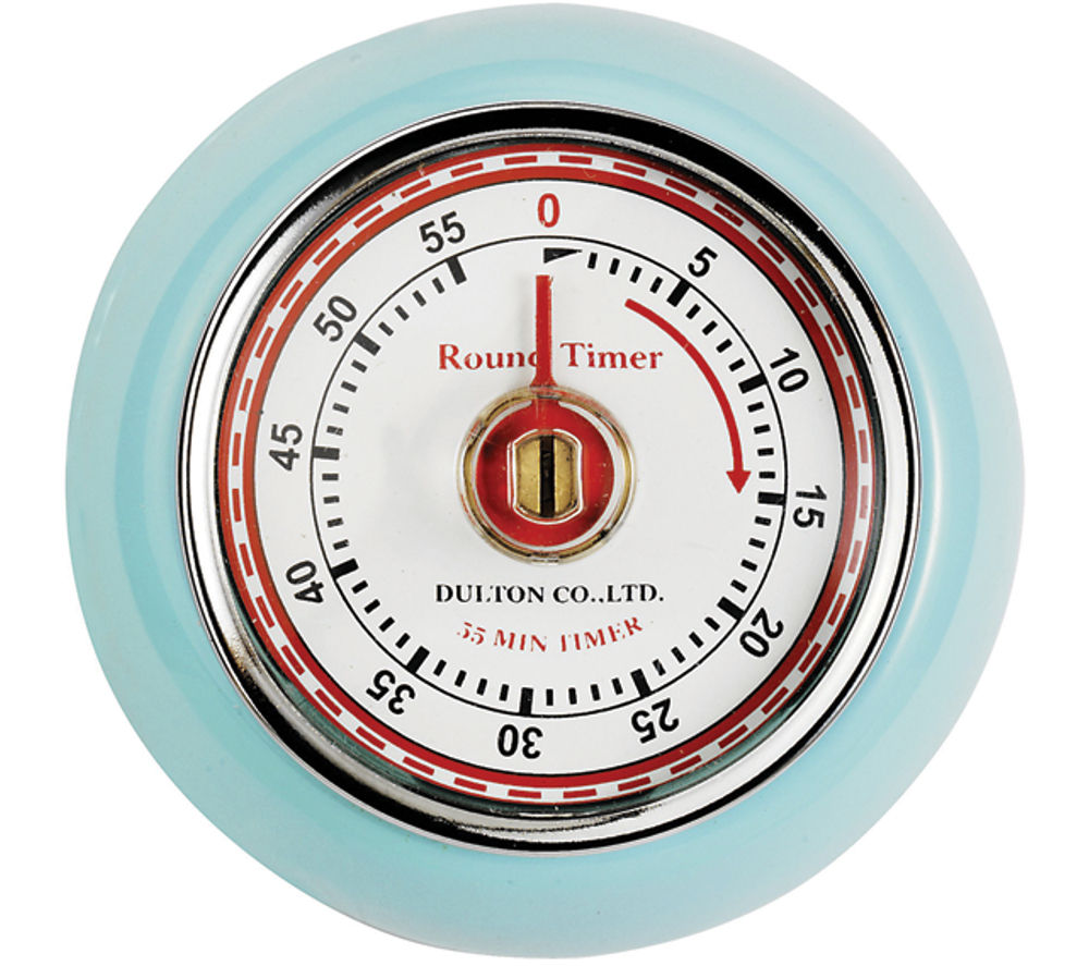 Nice EDDINGTONS Retro Magnetic Kitchen Timer   Blue