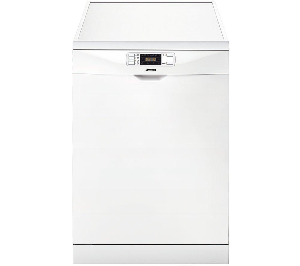 SMEG DC134LW Full-size Dishwasher - White