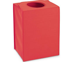 Rectangular 55-litre Laundry Bag - Warm Red
