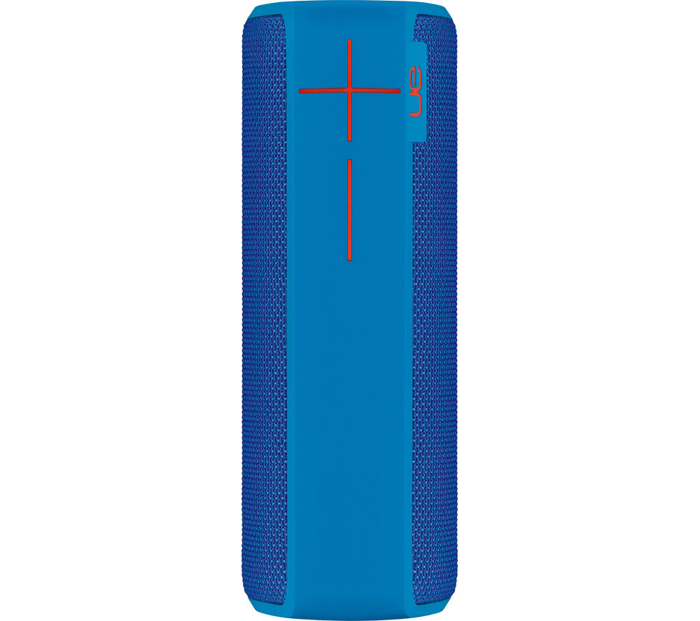 ULTIMATE EARS Boom 2 Portable Bluetooth Wireless Speaker - Blue
