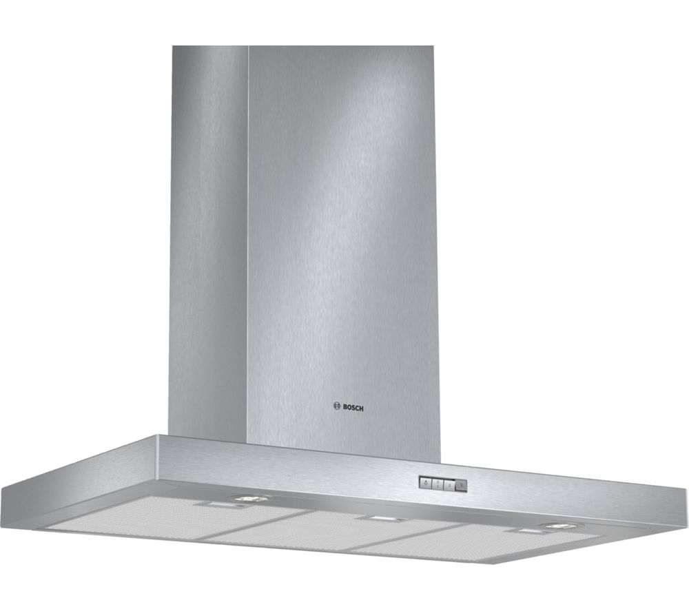 Cooker Hoods Stainless Steel ~ Buy bosch dwb w b chimney cooker hood stainless steel
