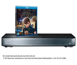 PANASONIC DMP-UB900EBK Smart 4k Ultra HD 3D Blu-ray Player