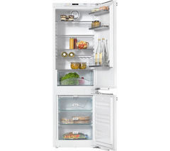 MIELE KFN37432iD Integrated 60/40 Fridge Freezer