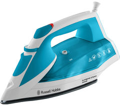 Supreme 23040 Steam Iron - White & Blue
