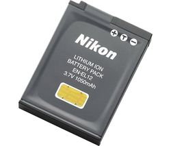 NIKON EN-EL12 Lithium-ion Rechargeable Camera Battery