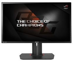 "ASUS ROG Swift PG248Q Full HD 3D 24"" LED Gaming Monitor - Black"
