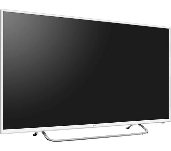 """Buy JVC LT-42C571 42"""" LED TV - White"""