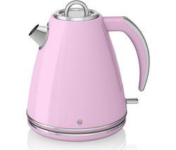SWAN SK24030PN Jug Kettle - Pink