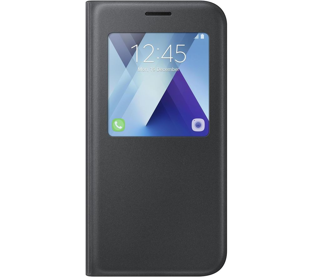 SAMSUNG S View Galaxy A5 Case - Black