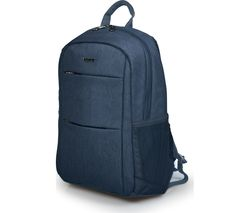 "PORT DESIGNS Sydney 15.6"" Laptop Backpack - Blue"