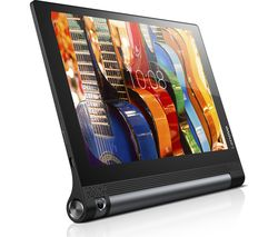 "LENOVO Yoga Tab 3 10.1"" Tablet - Black, 32 GB"