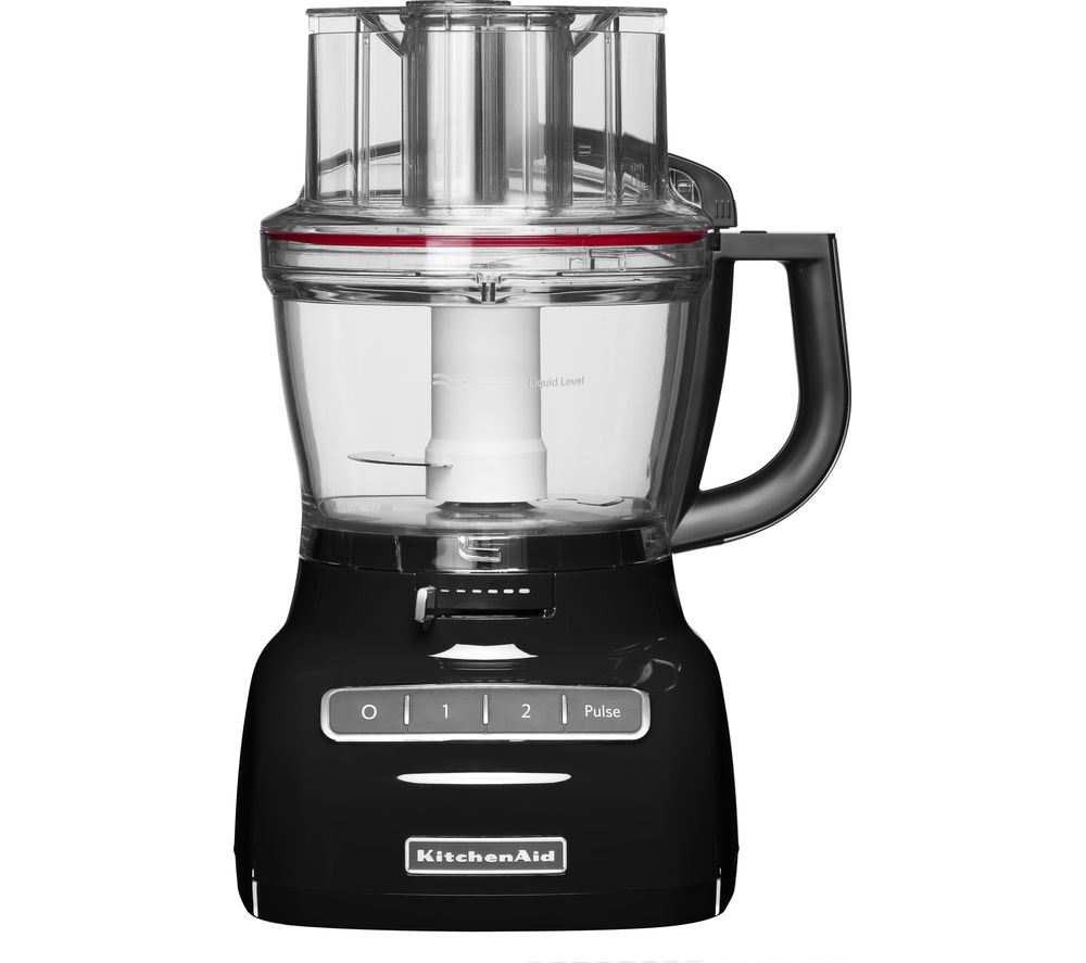 KITCHENAID 5KFP1335BCU Food Processor - Onyx Black