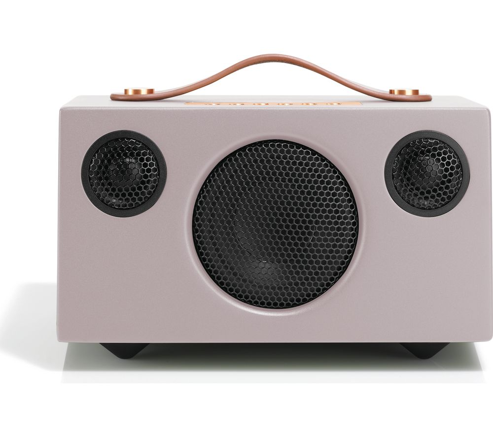 AUDIO PRO Addon T3 Portable Bluetooth Wireless Speaker - Pink