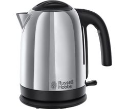 RUSSELL HOBBS Cambridge Polished Steel 20071 Jug Kettle - Polished Stainless Steel