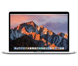 "APPLE MacBook Pro 15"" with Touch Bar - Silver (2017)"