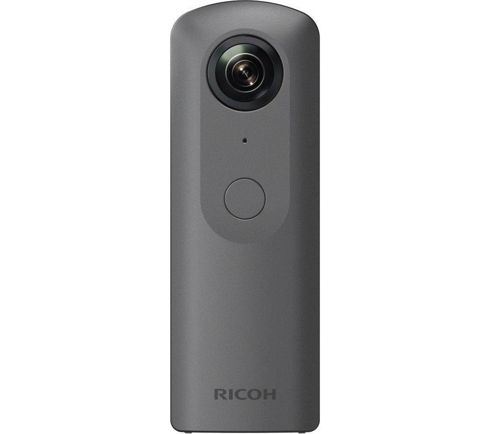 RICOH Theta V 4K Ultra HD 360 Camera - Grey