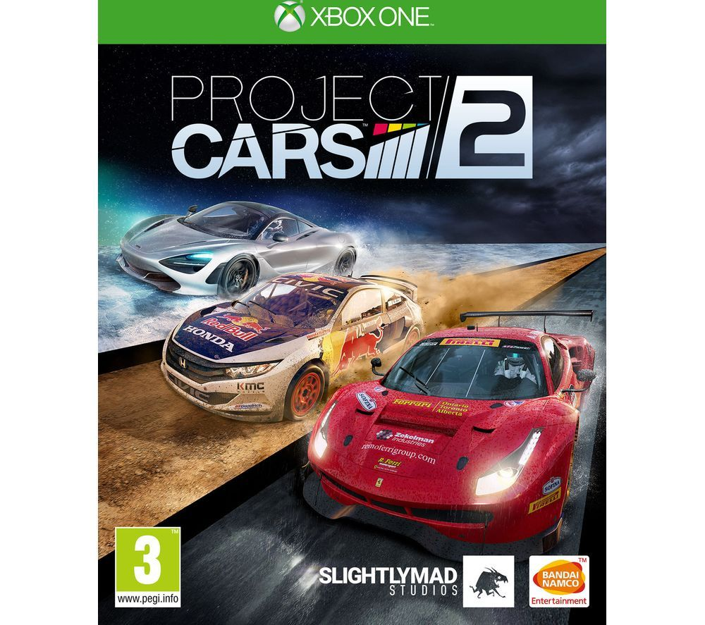 MICROSOFT Project Cars 2, Snow