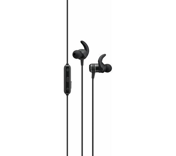 Image of GOJI Collection GTCIBTB18 Wireless Bluetooth Headphones - Black