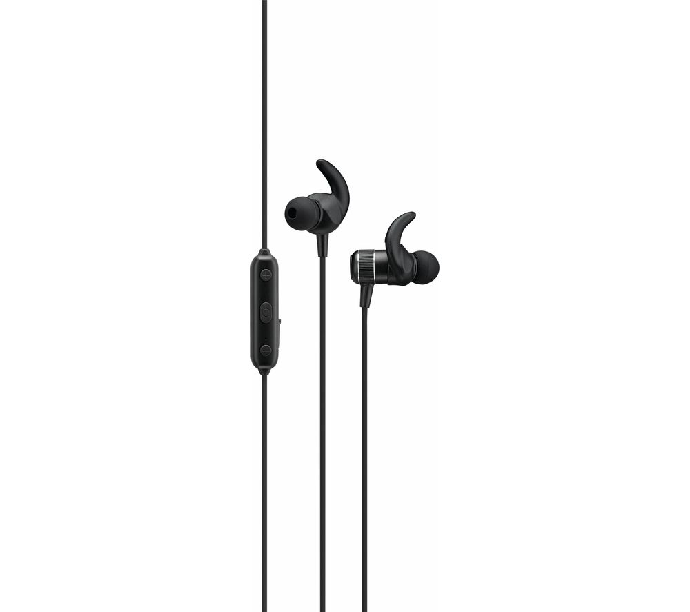 GOJI Collection GTCIBTB18 Wireless Bluetooth Headphones - Black