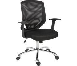 TEKNIK Nova Mesh Tilting Executive Chair - Black