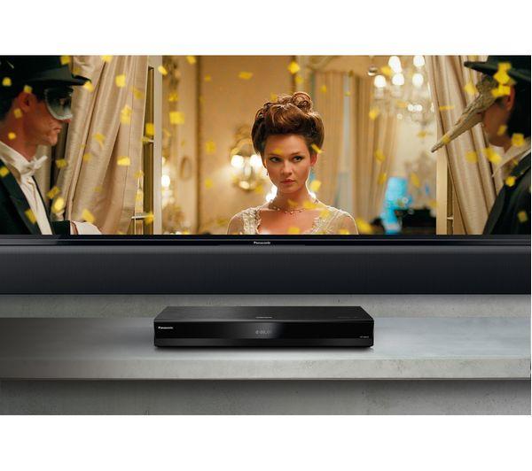 Buy PANASONIC UB820 Smart 4K Ultra HD Blu-ray & DVD Player