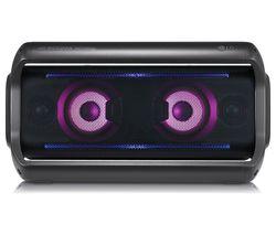 LG PK7 LoudR Portable Bluetooth Speaker - Black