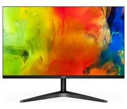 "AOC 24B1XH Full HD 23.8"" LED Monitor - Black"