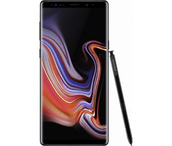 SAMSUNG Galaxy Note 9 - 512 GB, Midnight Black