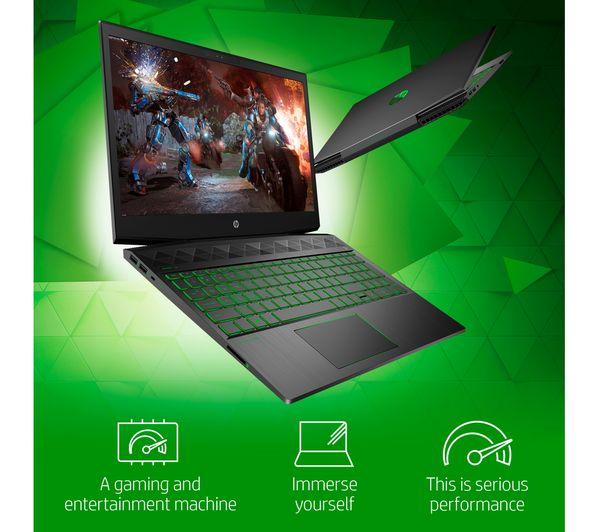 hp pavilion gaming laptop nvidia gtx 1050 ti