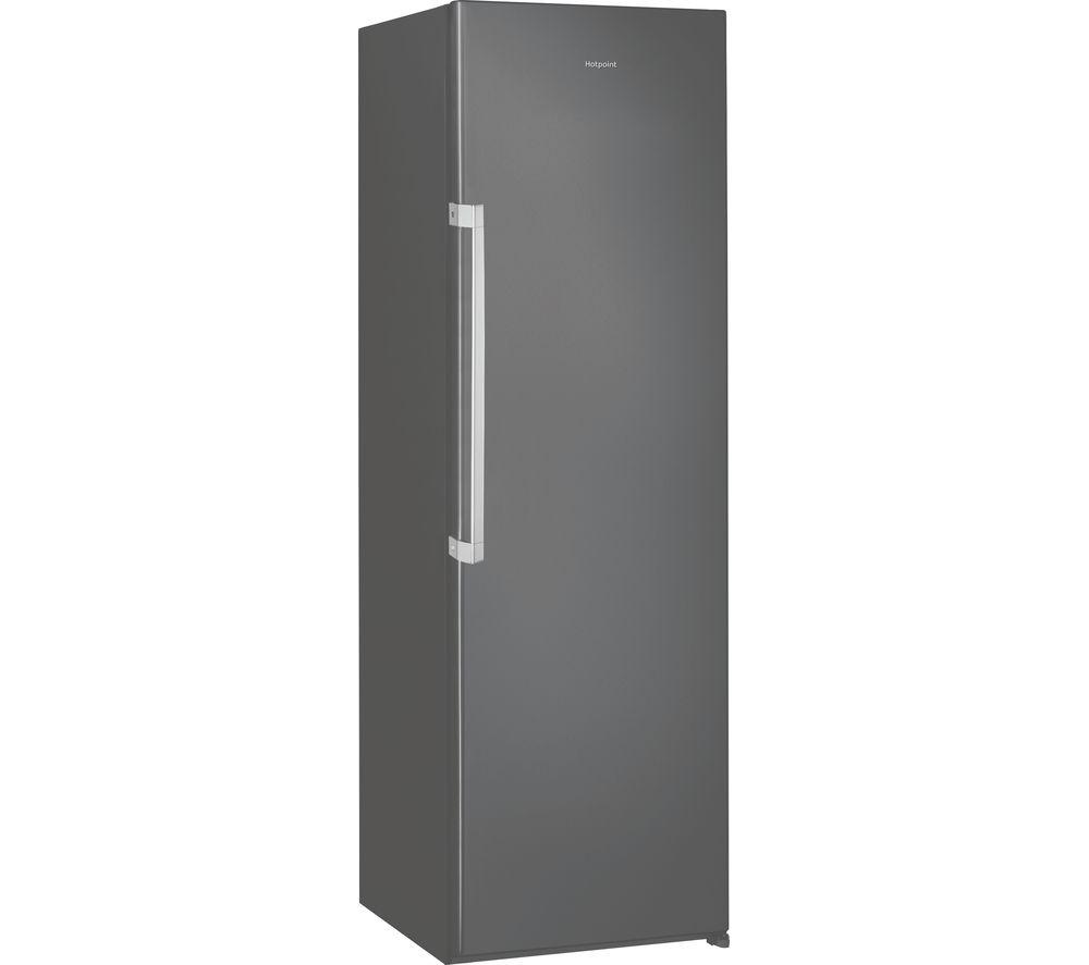 HOTPOINT SH8 1Q GRFD UK.1 Tall Fridge – Grey, Grey